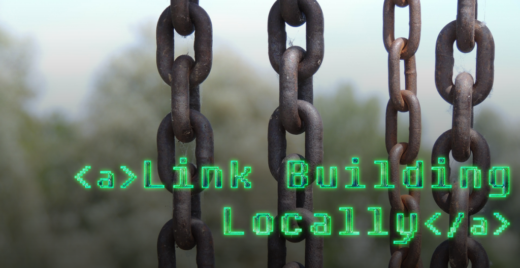 Link Building Locally